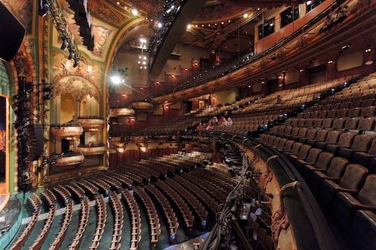 Tour exclusivo Disney on Broadway nos bastidores do New Amsterdam Theatre