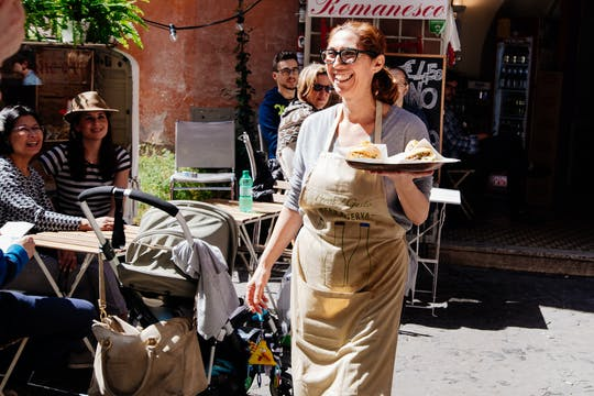 Private Rome food tour with tastings