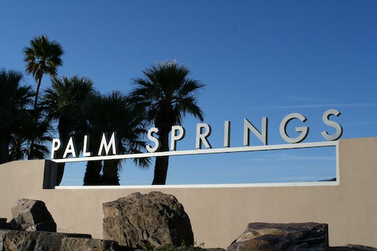Journée à Palm Springs avec session shopping