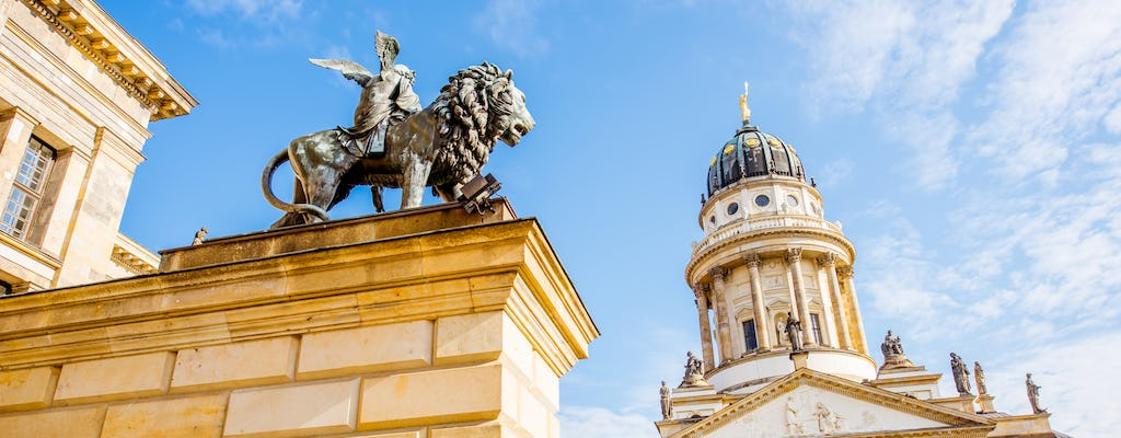 Walking tour of royal and imperial Berlin