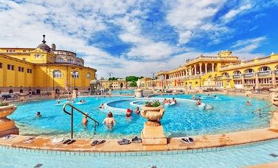 Actividades,Activities,Actividades de relax,Relax activities,Balneario Széchenyi,Balnearios de Budapest,Balneario Széchenyi