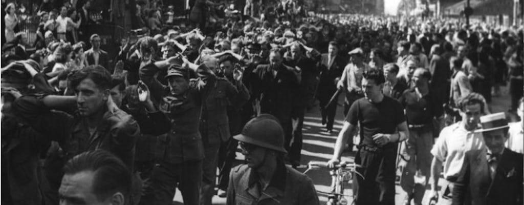 Paris WW2 historic discovery tour
