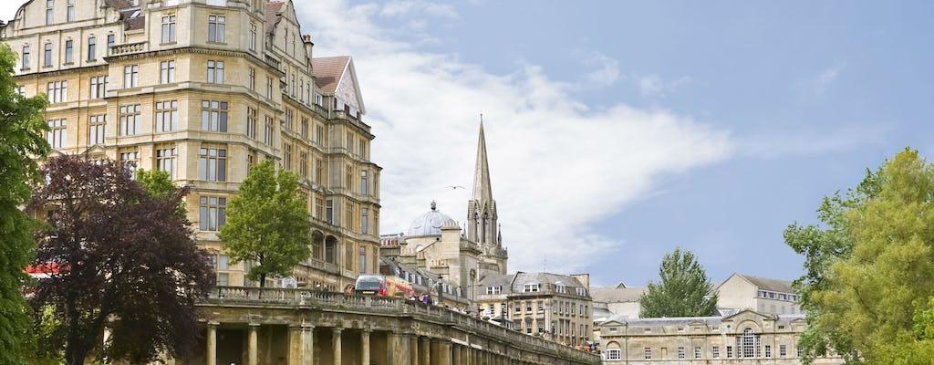 Wycieczka Lacock i Bath z biletami do zamku Windsor i Stonehenge