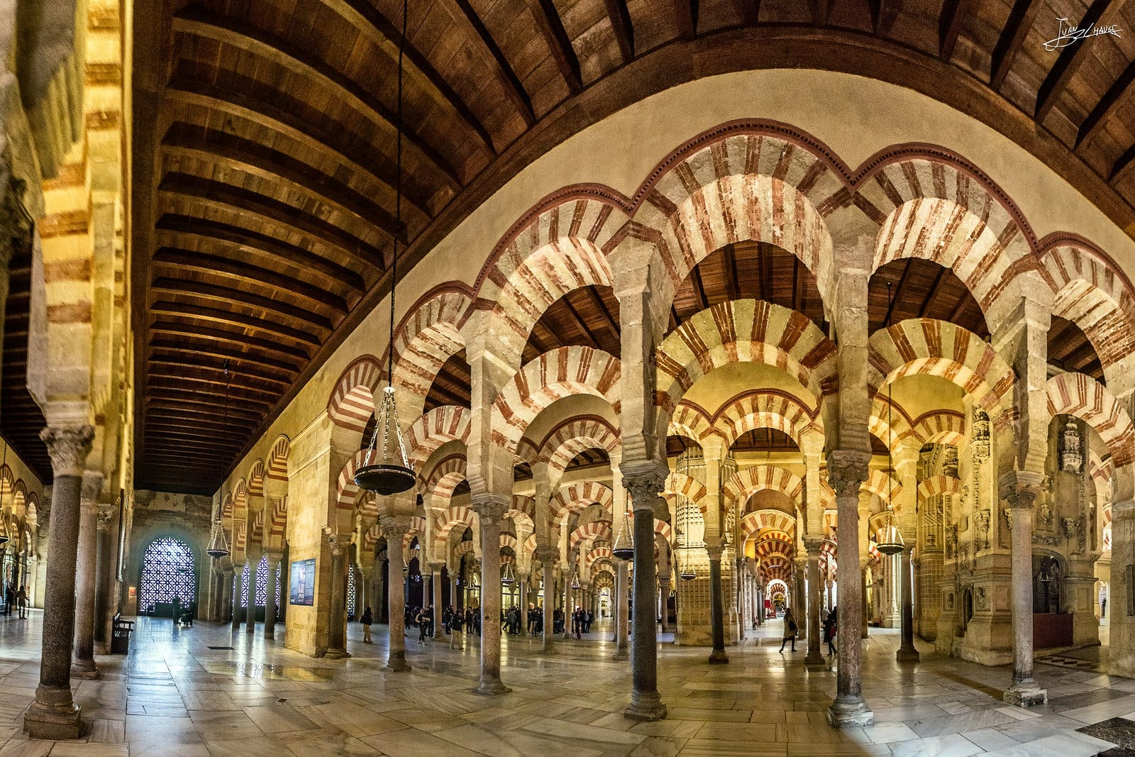 Mosque-Cathedral of Cordoba visit with an official guide