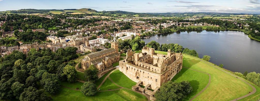 L'esperienza di Outlander, Palaces e Jacobites da Edimburgo