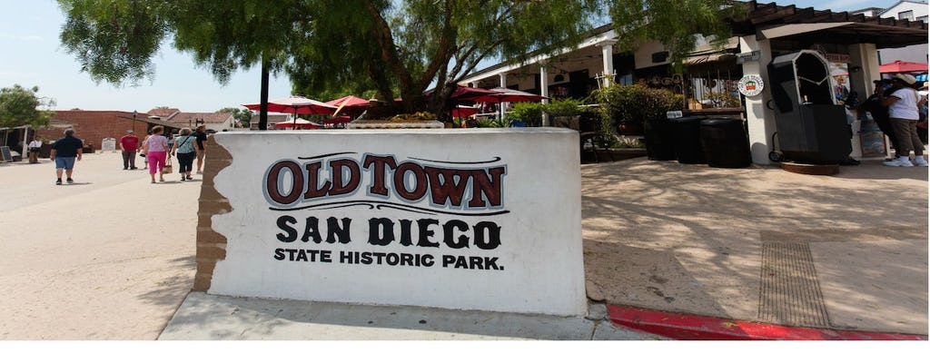San Diego day tour from Los Angeles