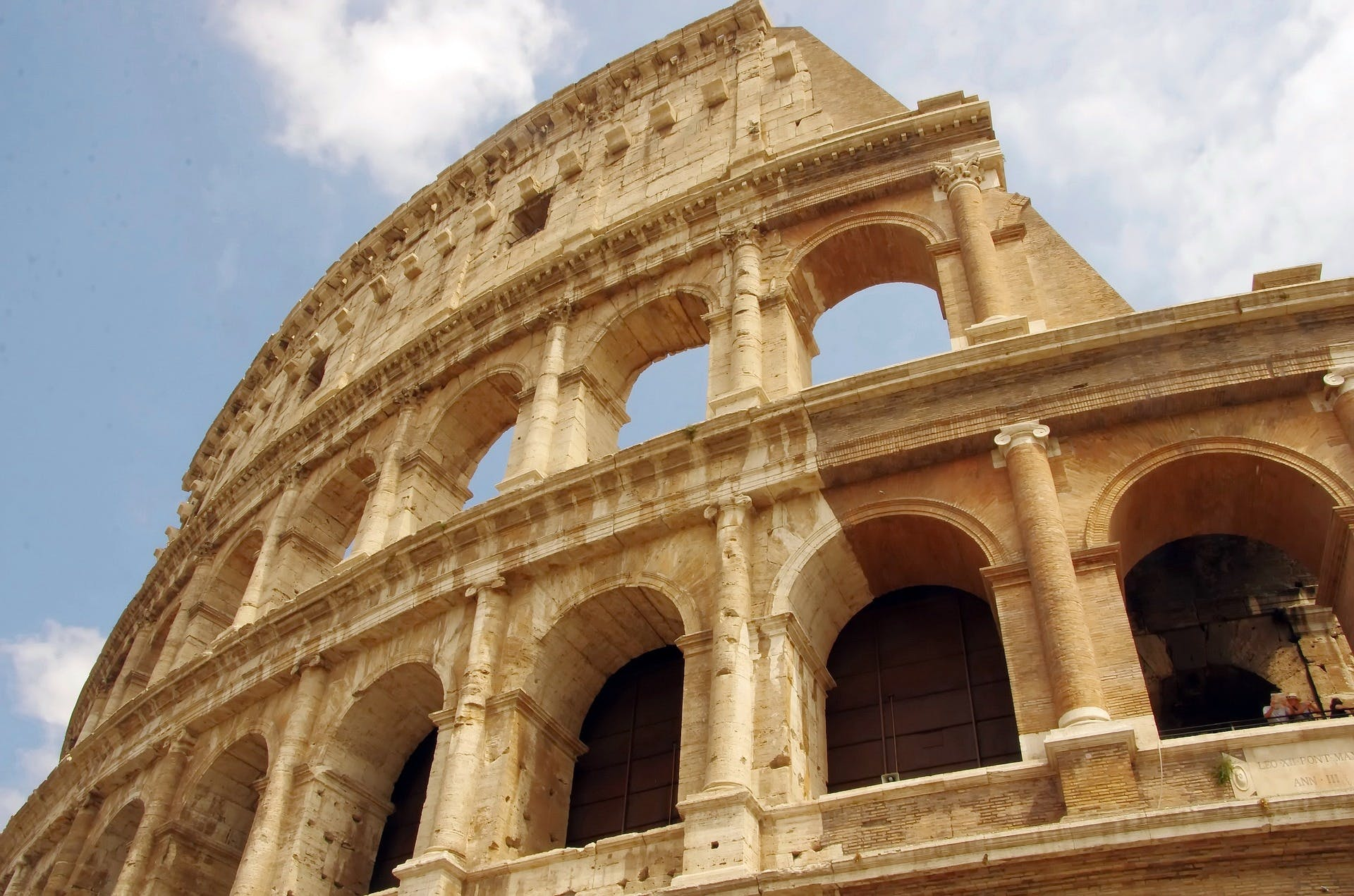 Colosseum, Roman Forum and Palatine Hill ticket and Colosseum audioguide