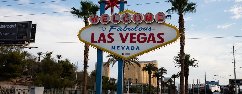2-day Las Vegas tour from Los Angeles