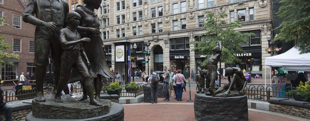 Однодневная поездка из Нью-Йорка, чтобы посетить Бостон путь свободы