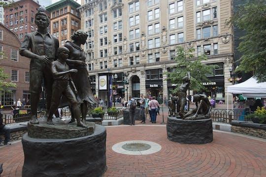 Tour del Freedom Trail di Boston