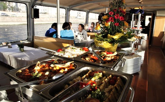 Cruise on the Danube River with lunch