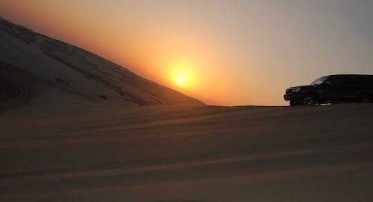 Overnight desert safari from Doha with dinner