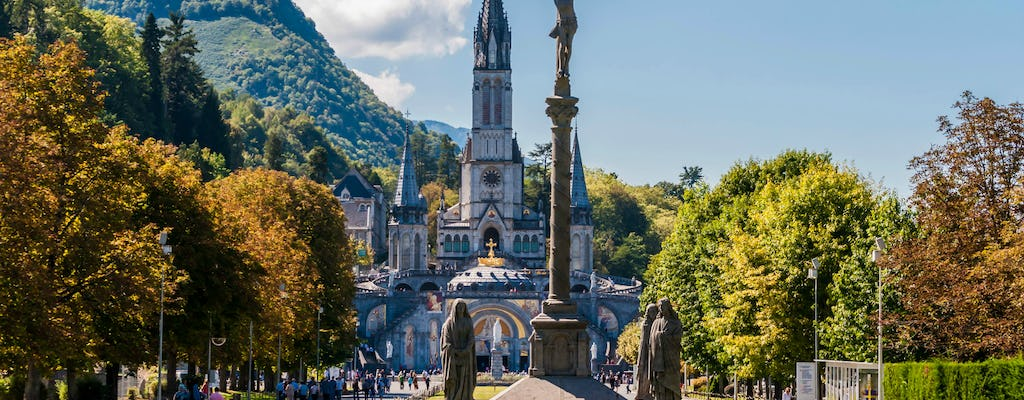 Private tour of Lourdes Sanctuary