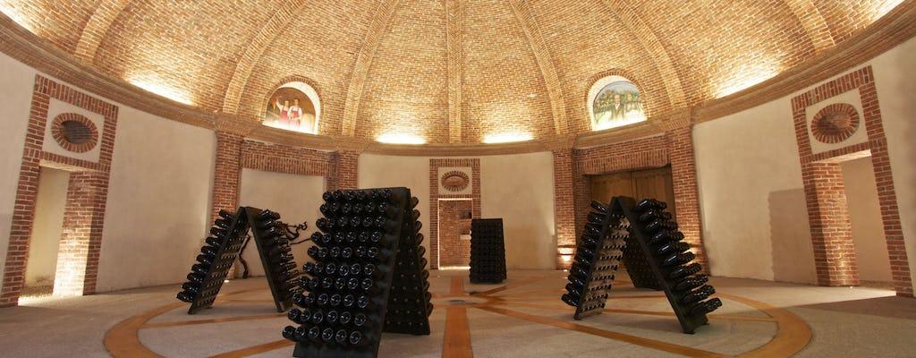 Dégustation de vins Arnéis et Barolo à la Cascina Chicco dans le Roero