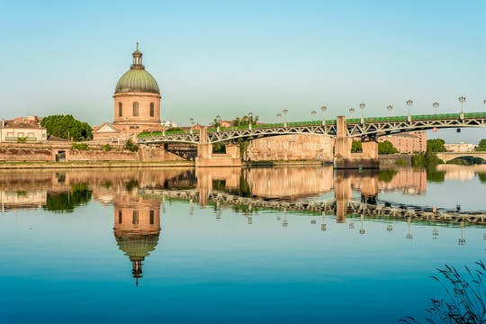 Private tour of  historical Toulouse