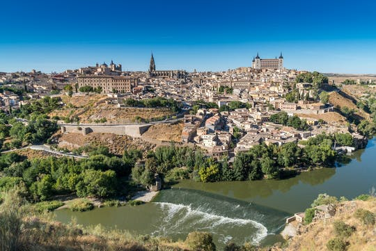Magical Toledo day-tour from Madrid with entry to 7 Monuments and Cathedral guided tour