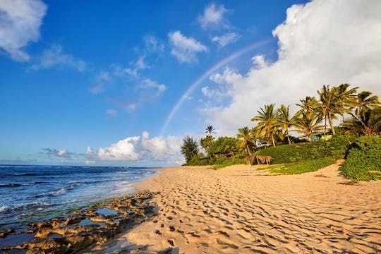 Oahu Grand Circle Island day-tour com praias de North Shore