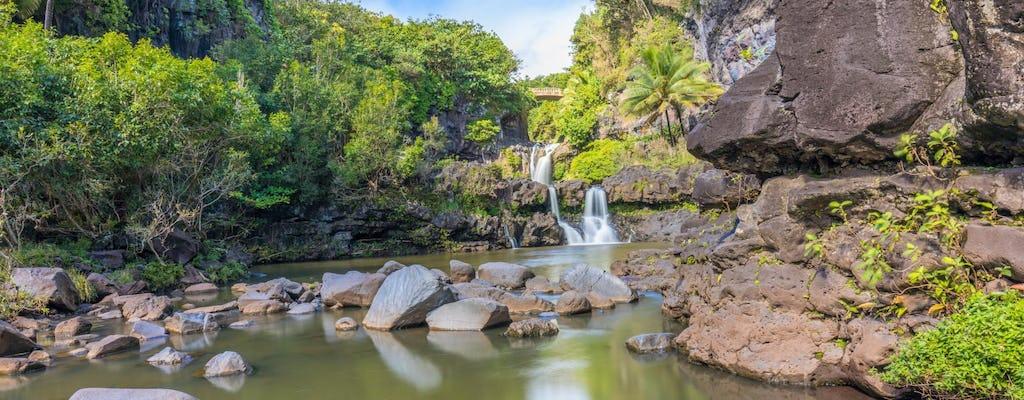 Przygoda na wybrzeżu Maui Hana