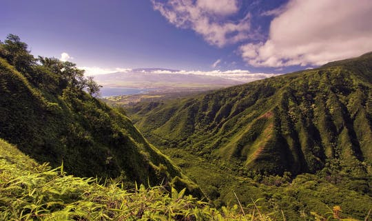 Central Maui and Iao Valley tour with Haleakala