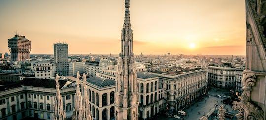 Tour semi-privato di Milano con biglietti di ingresso per il Cenacolo Vinciano