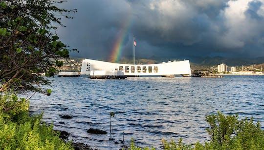 Pearl Harbor en Honolulu stad hoogtepunten tour
