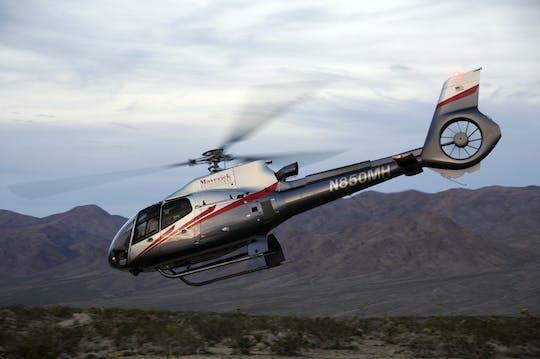 Wind Dancer Gran Cañón aterrizaje por aire + actualización de la puesta del sol de Las Vegas