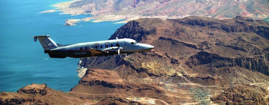 Vol en avion Grand Canyon Explorer Adventure au départ de Las Vegas