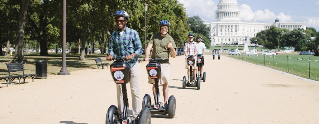 D.C. National Mall Self-balancing scooter tour