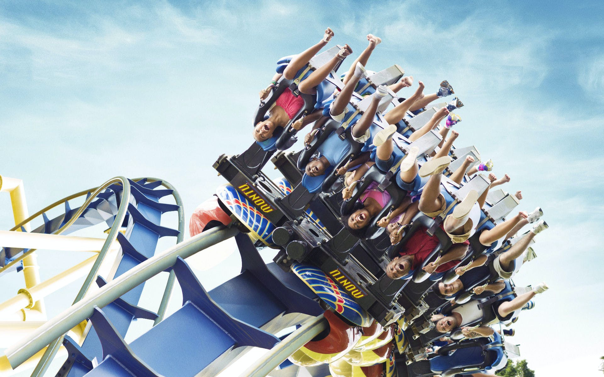 Busch Gardens Tampa Bay admission tickets
