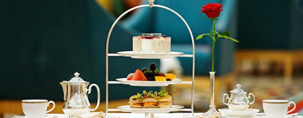 Afternoon tea in Burj Al Arab with transfer from Dubai