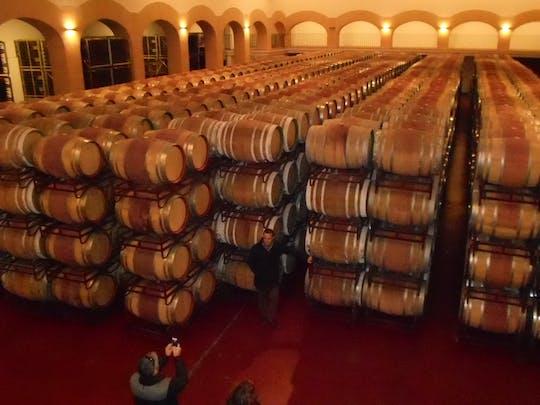 Visita guiada al vino de Ávila y Rueda desde Madrid