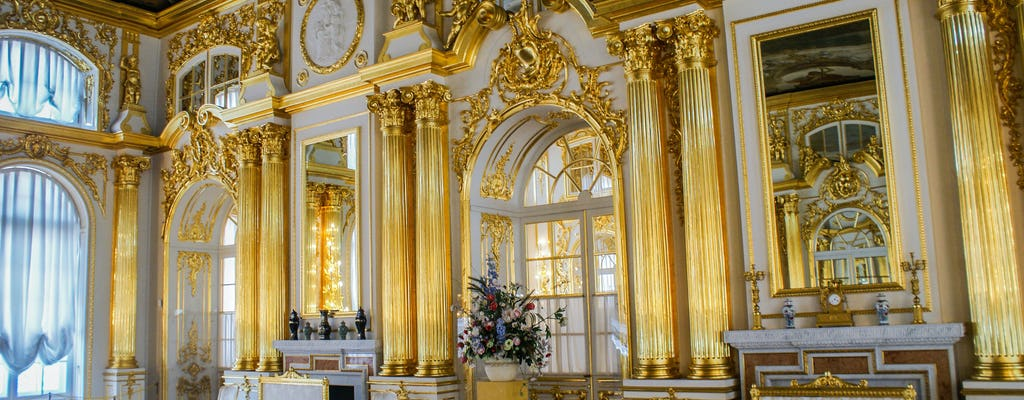Saint Petersburg Winter Tour: all highlights with transfer