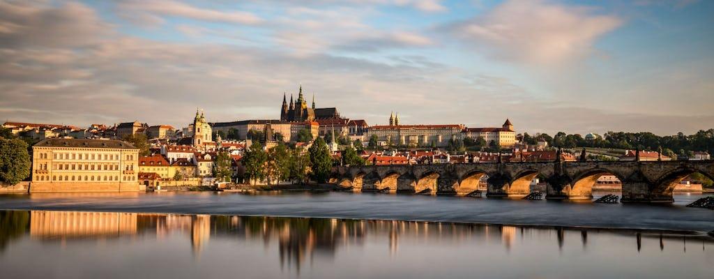 Экскурсия по Праге замок