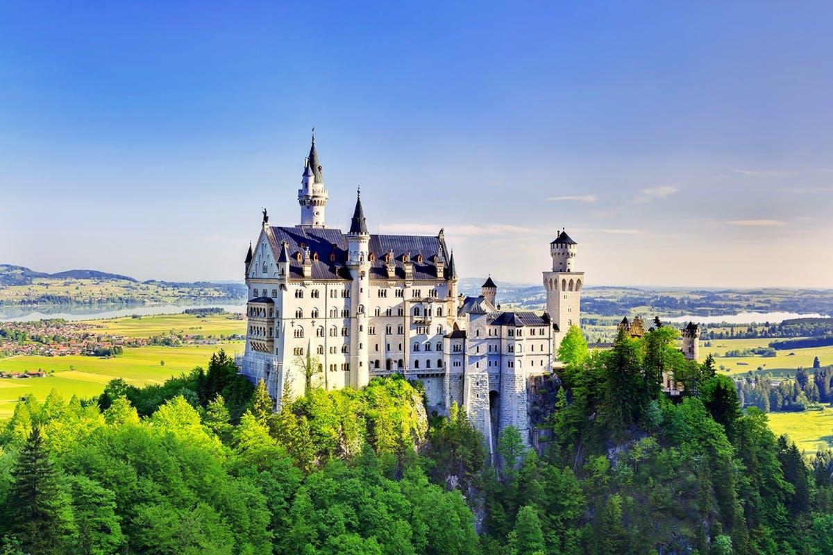 Ver la ciudad,Tours temáticos,Tours históricos y culturales,Castillo de Neuschwanstein,Sólo excursión