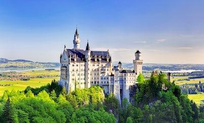 Ver la ciudad,Tours temáticos,Tours históricos y culturales,Visita al Castillo de Neuschwanstein,Sólo excursión