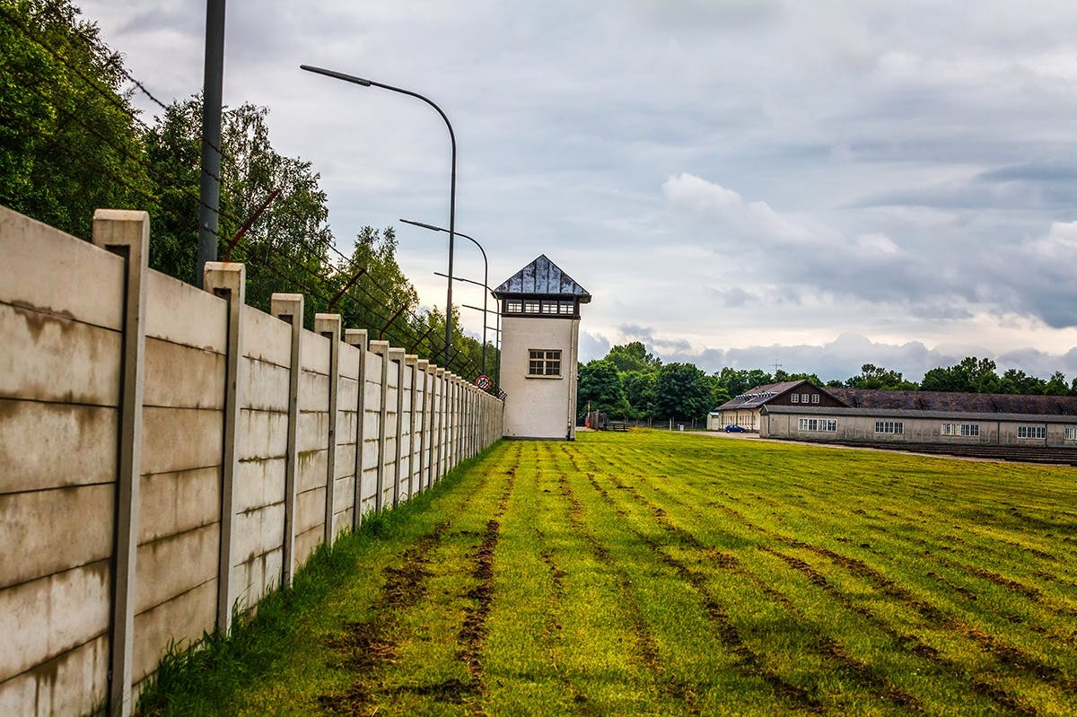 Ver la ciudad,Visita al Campo de Concentración de Dachau,Sólo excursión