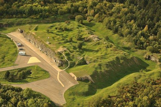 Verdun and Argonne Battlefields tour from Paris