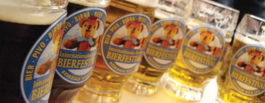 Munich beer tasting tour