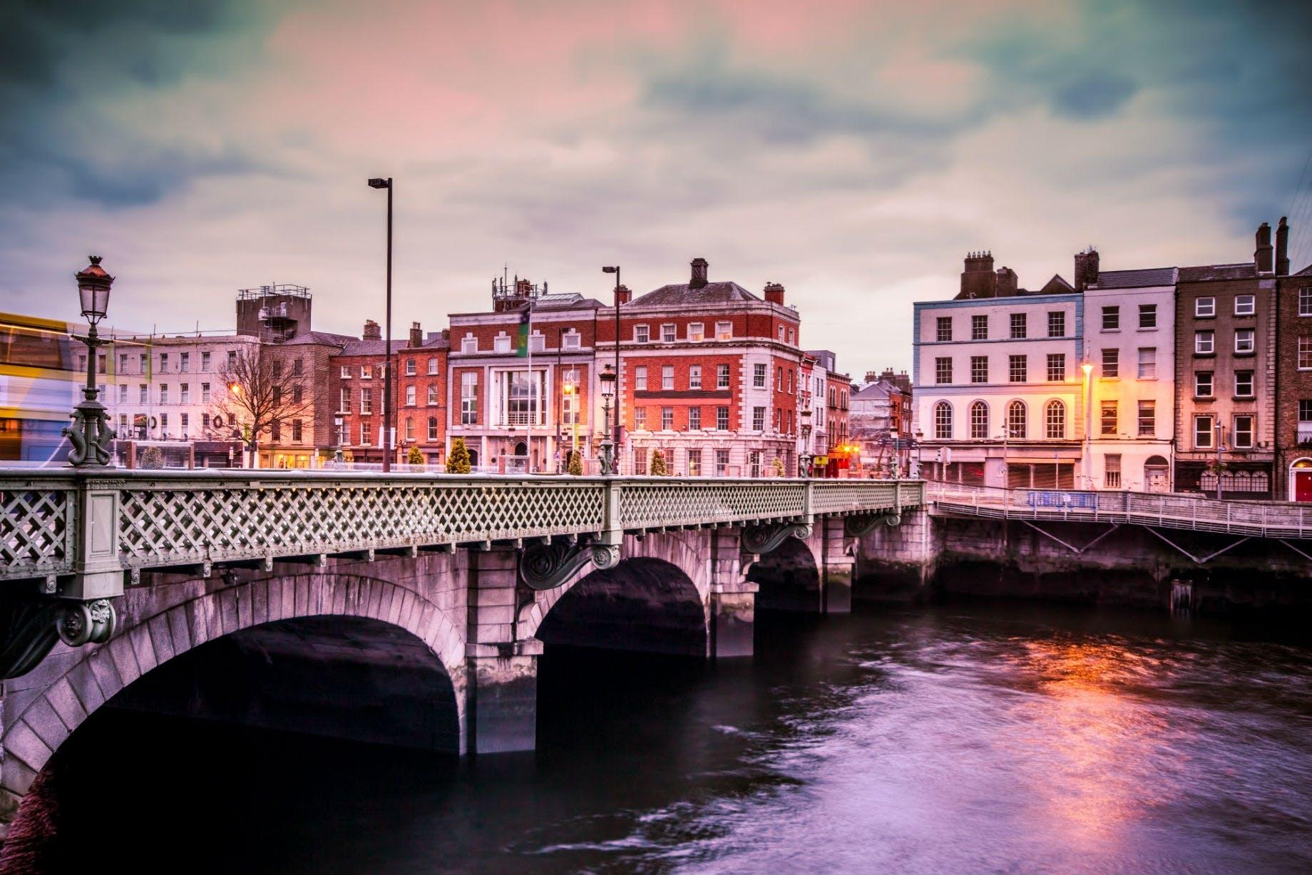 Ver la ciudad,Tour por Dublin,Tour gratuito
