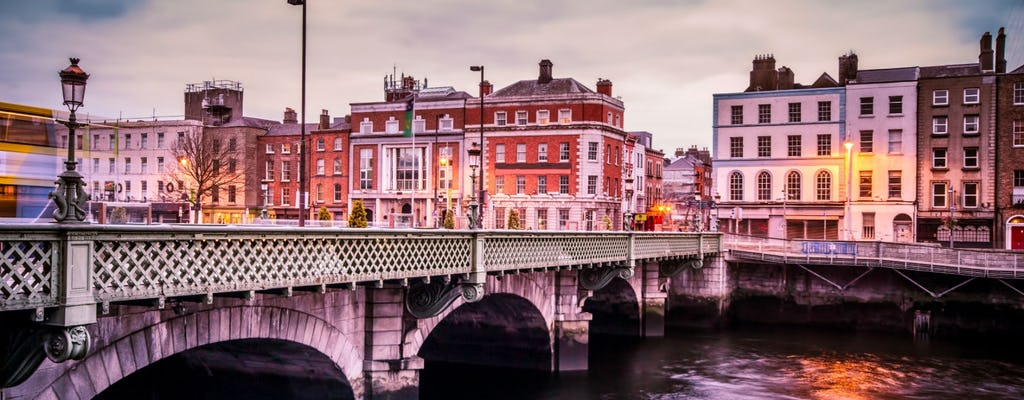 Бесплатная экскурсия по Дублину