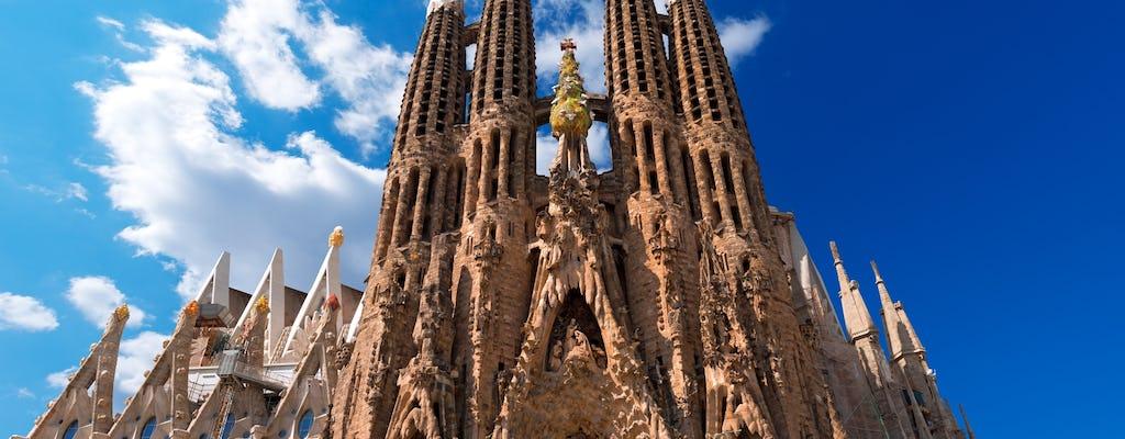Tour privé Gaudi e Picasso avec billets coupe-file pour la Sagrada Familia, le Palais Güell et le Musée Picasso