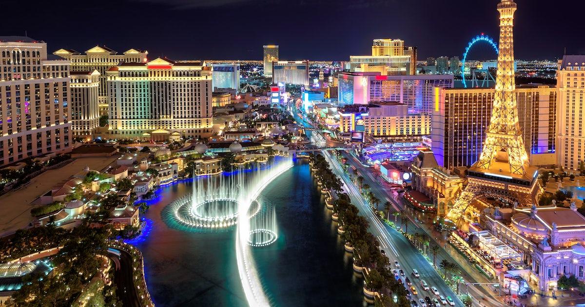 Las Vegas City Lights Helicopter Tour Musement
