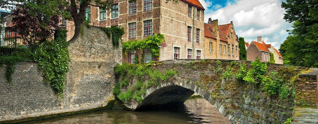 Wycieczka do Brugii z Amsterdamu