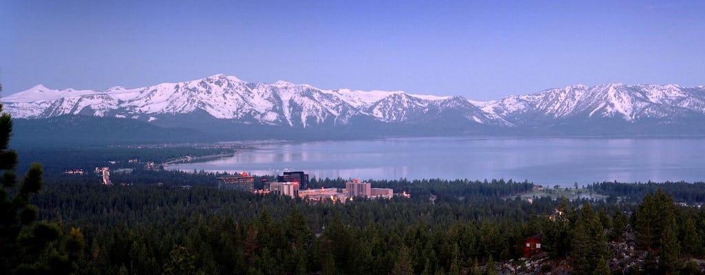 Lake Tahoe 3-day winter adventure tour