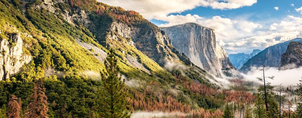 Nocleg w hotelu Yosemite: Valley Lodge