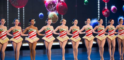 Rockettes Christmas Tour.Tickets To Christmas Spectacular Starring The Radio City Rockettes At Radio City Music Hall