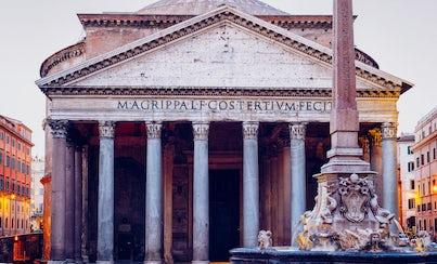 Tickets, museos, atracciones,Tickets, museums, attractions,Entradas a atracciones principales,Major attractions tickets,Pantheon,Pantheon,Con tour por Roma