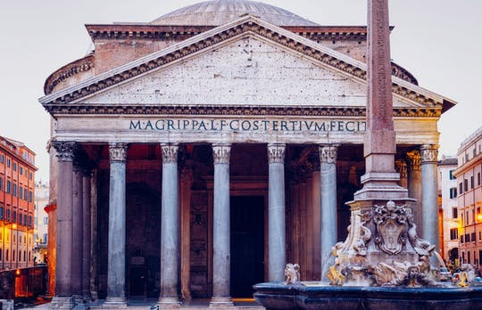 Tour audio guidato del Pantheon a Roma
