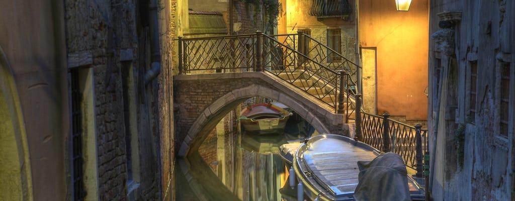 Originele spook en legendes wandeltour 's nachts Venetië