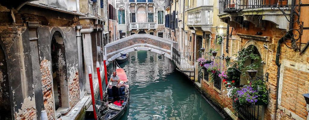 Tour in barca per piccoli gruppi del Grand Canal